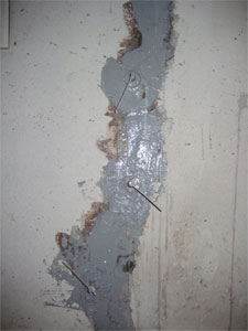 Concrete Crack Repair in Great Falls